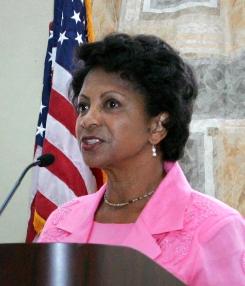 Assembly Member Wilmer Amina Carter