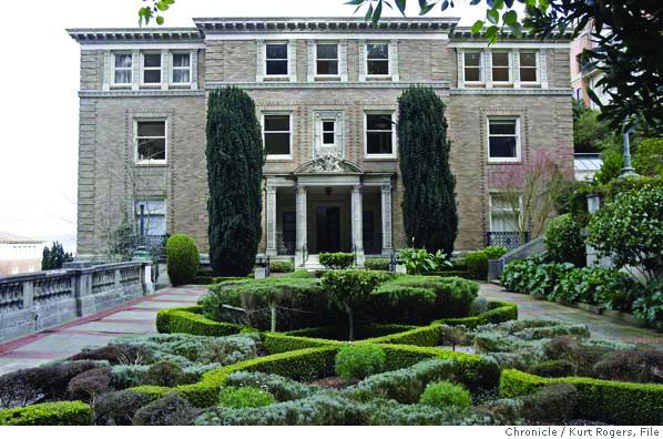 dianne-feinsteins-mansion, Singing in the rain: Hunters Point Shipyard enriches SF's most powerful families, Local News & Views