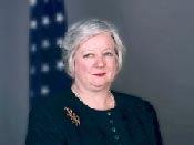 U.S. Ambassador to Haiti Janet Sanderson