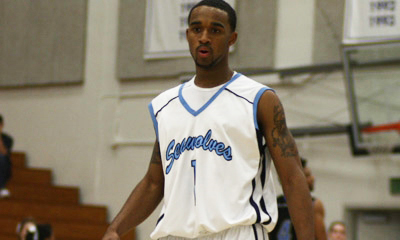 It's hard to find a Black face on the SSU website. Men's basketball star Ben Washington is a welcome exception.