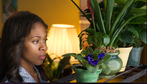 "Nicole Beharie debuts as the star of ""American Violet."""