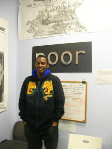 byron-gafford1, A spiritual African American man vs. Darth Vader, Local News & Views