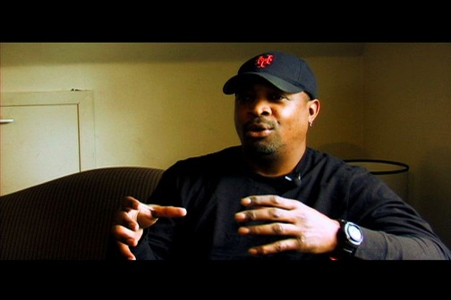Chuck D of Public Enemy has been doing radio for a long time.