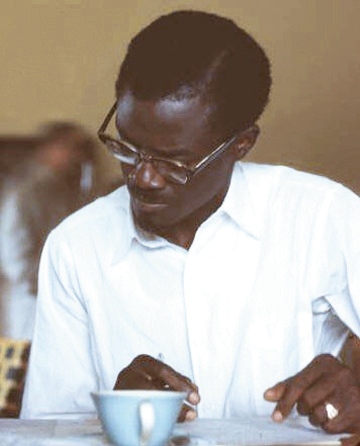 """Considered so dangerous to imperialist powers that he was imprisoned only 10 after his election and ultimately assassinated, Patrice Lumumba was confident that we who love freedom would fight on, saying: """"We are no alone. Africa, Asia, and free and liberated people from every corner of the world will always be found at the side of the Congolese."""""""