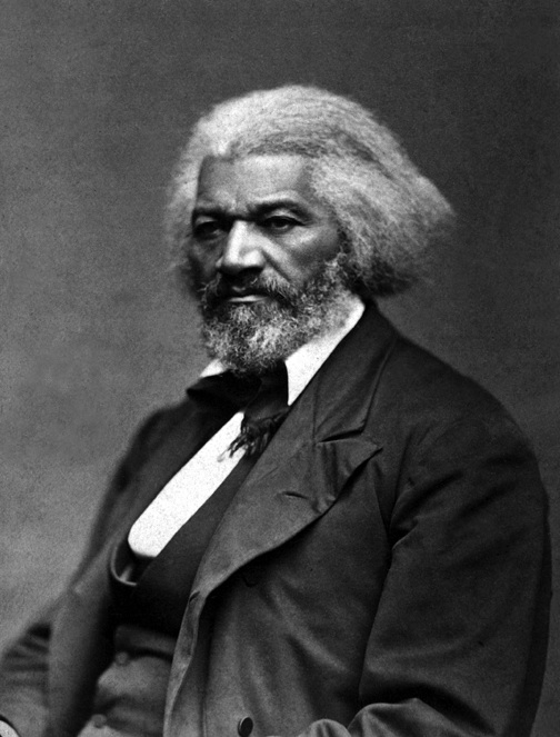 Frederick-Douglass-smaller-file-web, 'What to the slave is your Fourth of July?', National News & Views