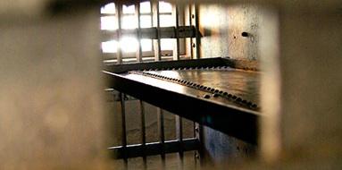 Ramle Prison, Israel.