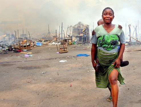 In the past decade, nearly 6 million Congolese have been slaughtered by forces reporting to the corporations plundering Congolese resources.