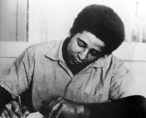 George Jackson, assassinated Aug. 21, 1971, is honored annually by Black August.