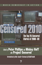 Project_Censored_2010_Book_thumb, Taboo news and corporate media, National News & Views