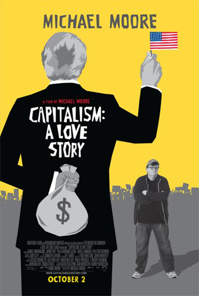 Capitalism-a-Love-Story1, Get off Obama's back ... second thoughts from Michael Moore, National News & Views
