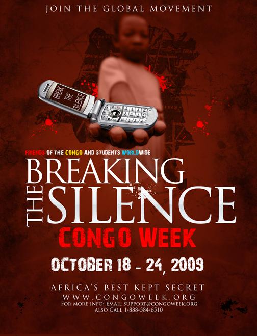 Congo-Week-20092, Congo Week: an interview wit' Kambale Musavuli, spokesman for Friends of the Congo, World News & Views