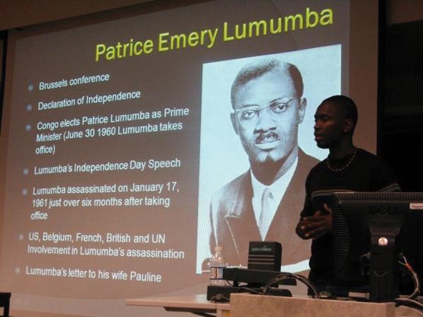 Kambale-Musavuli-Lumumba-at-Western-Washington-University-Bellingham-Wash.-2009, The challenges of Congo advocacy in the 21st century, World News & Views