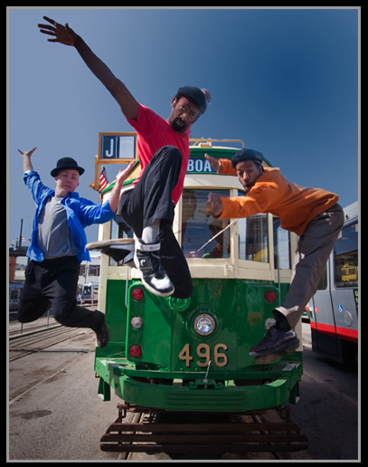 """Epiphany Productions' """"Trolley Dances"""" for 2009"""