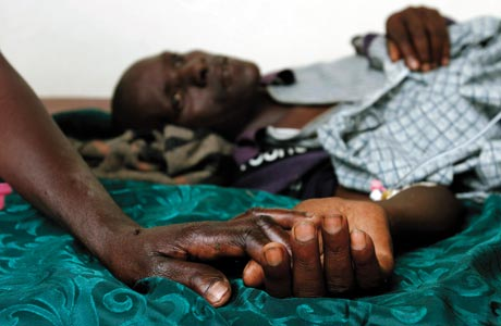 AIDS, The changing tide: AIDS is a Black disease, National News & Views