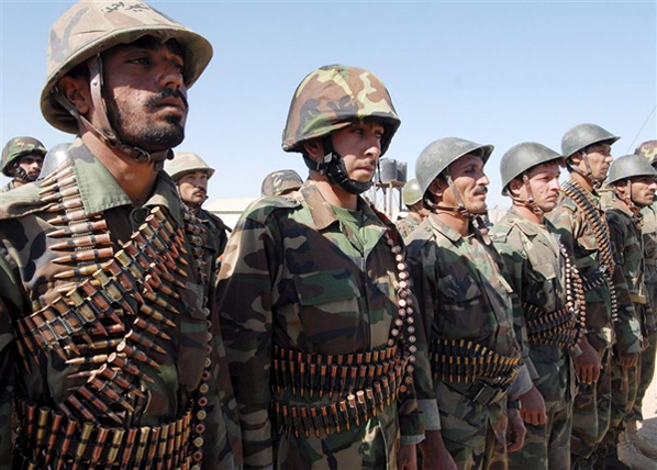 These are Afghan soldiers, but whose side are they on? It's often said that the U.S. war and occupation in Afghanistan is the greatest recruiting tool for Al Qaeda and the Taliban.
