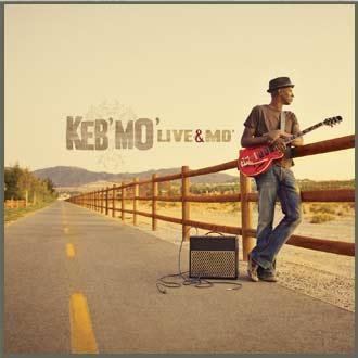 Keb-Mo-Live-Mo, Keb' Mo' at SFJAZZ, Culture Currents