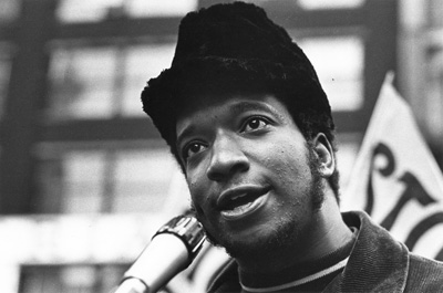 """I am … a revolutionary"" was the rallying cry of Chairman Fred Hampton, a leader so powerful that he could draw tens of thousands on a moment's notice and therefore such a threat to the system that he was assassinated at the age of only 21, on Dec. 4, 1969. – Photo: Paul Sequeira"