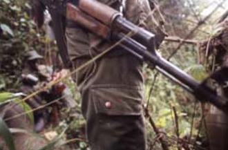 Congo-soldiers-in-forest, Belgian paratroopers to crush rising Congo rebellion?, World News & Views