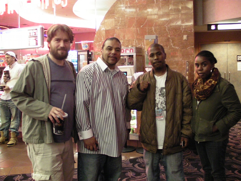 Dave-Id-Jack-Bryson-JR-Angela-Carroll-at-Oakland-Intl-Film-Fest-1009, Students protest fee hikes: an interview wit' journalist Dave Id of Indy Bay Media, Local News & Views