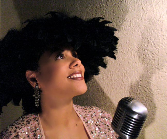 Kim Nalley as Ella Fitzgerald