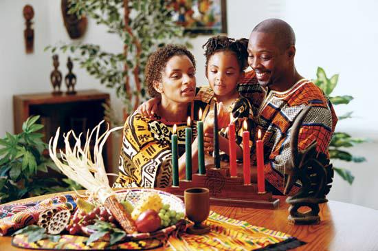 Kwanzaa-Family, Kwanzaa 2009, Culture Currents
