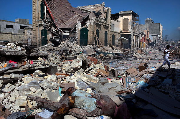 Are they that sick? Did U.S. weather weapon destroy Haiti? : Indybay
