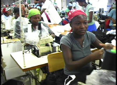Haiti-women-stitching-baseballs, Haiti: Blood, sweat and baseball, World News & Views