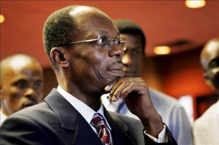 Jean-Bertrand-Aristide, Haiti's largest political party banned from election process, World News & Views