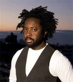 Marlon-James, Review of 'The Book of Night Women', Culture Currents