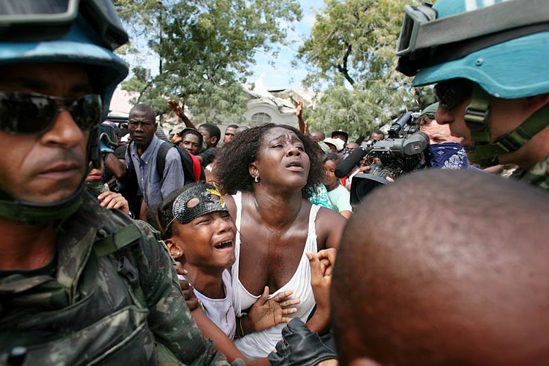 Hunger in Haiti
