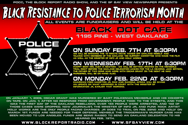 Resistance-Month-0210-web, I call it murder, National News & Views