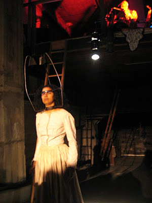 The-Breach-enslaved-woman-with-head-constraint-022510-by-Wanda, 'The Breach', Culture Currents