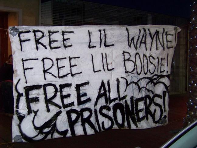 NOLA-Free-Lil-Wayne-Lil-Boosie-all-prisoners-at-Reclaim-the-Streets-party-French-Quarter-1109-web, NOLA vs. the po-po, National News & Views