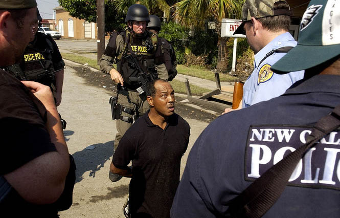 NOPD-accuse-Lance-Madison-brother-of-police-murder-victim-Ronald-Madison-of-shooting-at-police-090405-by-Alex-Brandon-T-P, NOLA vs. the po-po, National News & Views
