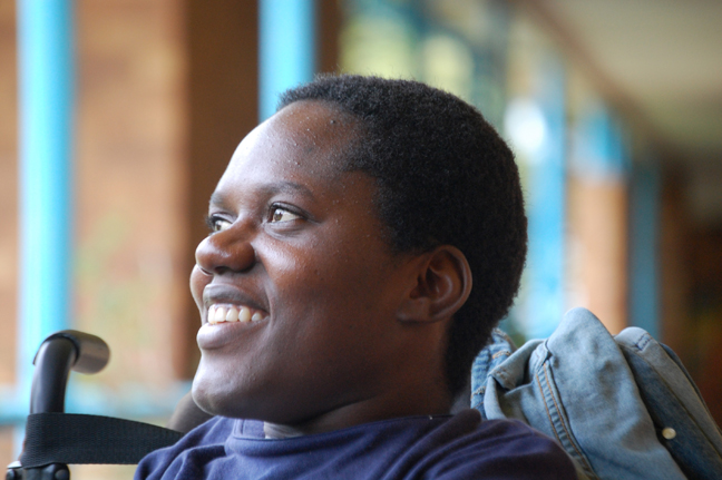 Prudence-Mabhena-by-Errol-Webber1, Oscar nomination for 'Music by Prudence' about disabled Zimbabwean singer Prudence Mabhena, Culture Currents