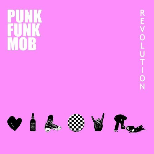 Punk-Funk-Mob-Revolution-CD-cover, Punkin and funkin it out: an interview wit' Femi of the Punk Funk Mob, Culture Currents