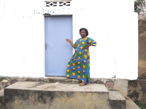 Annie-Matundu-Mbambi-shows-new-bakery-in-Congo, Congolese women offer prescriptions for ending sexual violence in Congo, World News & Views
