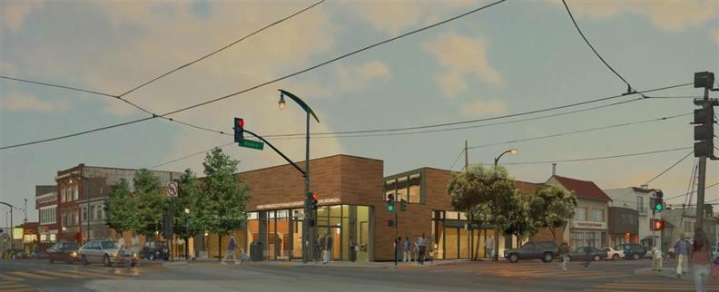 Bayview-Library-architects-rendering-1209-web, Blacks demand parity as construction season begins, Local News & Views