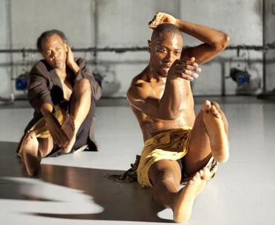Choreographers-Reggie-Wilson-Andréya-Ouamba-in-The-Good-Dance-––-Dakar-Brooklyn-by-Antoine-Tempe, Wanda's Picks for April, Culture Currents