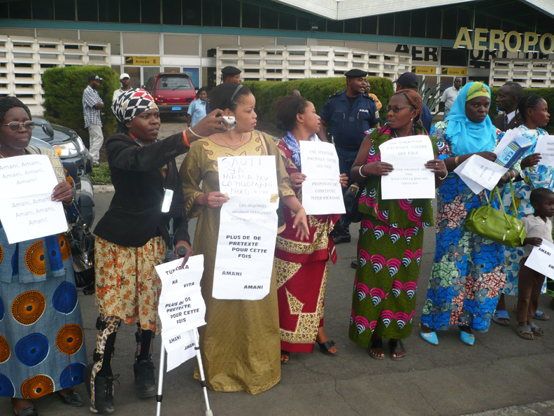 Congolese-women-at-UN-54th-Commission-on-Status-of-Women-0310-by-Makeda-Crane, Congolese women offer prescriptions for ending sexual violence in Congo, World News & Views