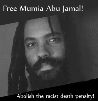 Free-Mumia-Abu-Jamal-copy, Mumia on the death penalty – and in conversation with Cornel West, Behind Enemy Lines