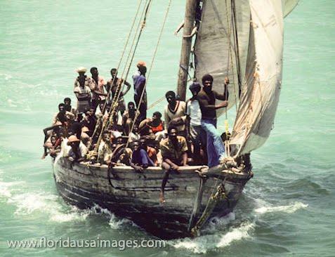 Haitians-head-to-Florida-in-sailboat-by-Floridausaimages.com_, Haiti help or Haiti hoodwink?, World News & Views