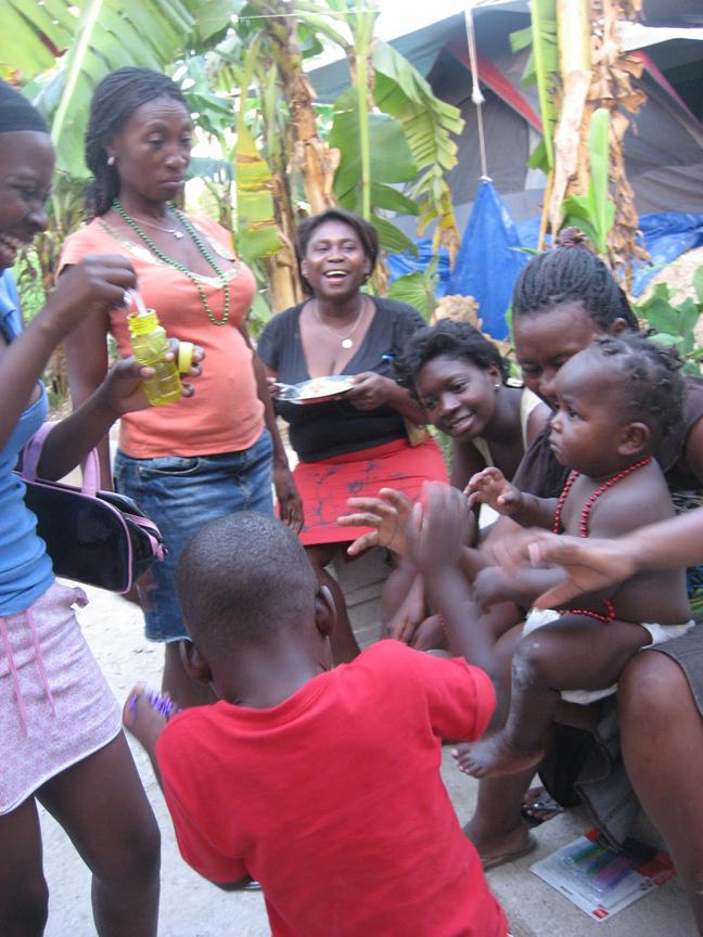Haiti-earthquake-Rea-Dols-family-0410-by-Wanda, Haiti Awareness Day and Celebration Tuesday, May 18, Culture Currents