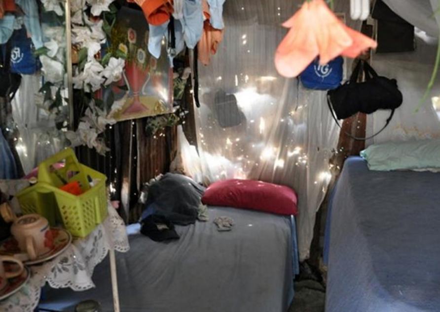 Haiti-earthquake-shanty-interior-in-Terrain-Acra-camp-PAP-0410-by-BBC, The plantation called Haiti: Feudal pillage masking as humanitarian aid, World News & Views