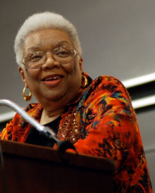 Lucille-Clifton-by-Dette-Tilman-The-Dartmouth, Wanda's Picks for May, Culture Currents