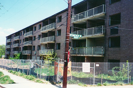 public-housing-abandoned, Conflict of interest corrupts Berkeley's public housing privatization scheme, Local News & Views