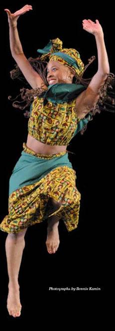 Afoutayi-Dance-Company-of-Haiti, Wanda's Picks for June, Culture Currents