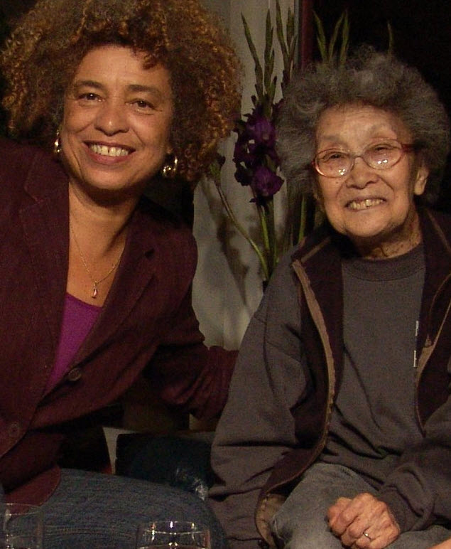 Angela-Davis-Yuri-Kochiyama-in-Mountains-That-Take-Wing-by-C.A.-Griffith-c-QUAD-Productions, Wanda's Picks for June, Culture Currents
