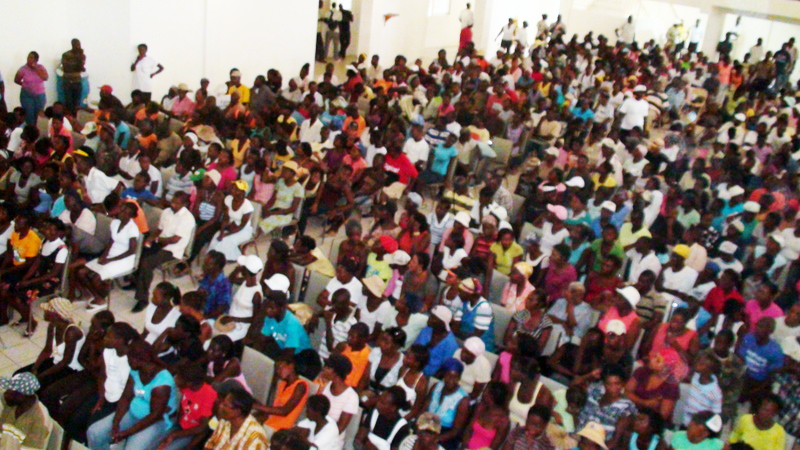 Haiti-earthquake-AFD-weekly-forum-0410-by-AFD, 'We want our voices to be heard': Democracy in Haiti's earthquake zone, World News & Views