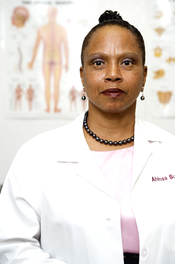 Dr. Ahimsa Sumchai – Photo: Steve Maller